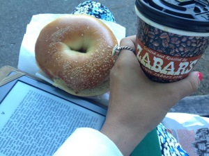 coffee and bagels NYC