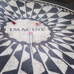 strawberry fields nyc